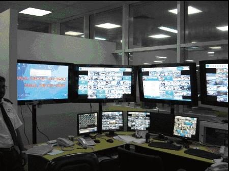 Áruházak kamerás megfigyelő rendszere