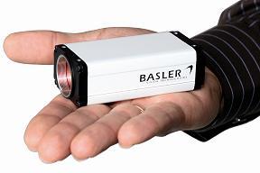 Basler kisméretű ip kamera