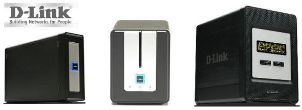 D-Link Storage Megoldások