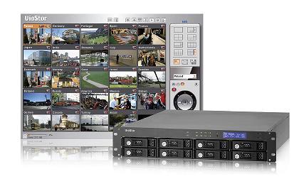 QNAP NVR NAS LINUX alapú hálózati tároló