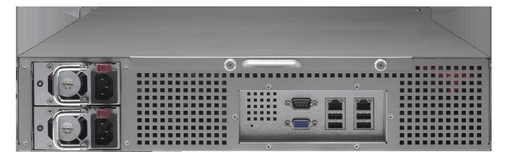 QNAP VS-8040U-RP professional 40ch rack NVR